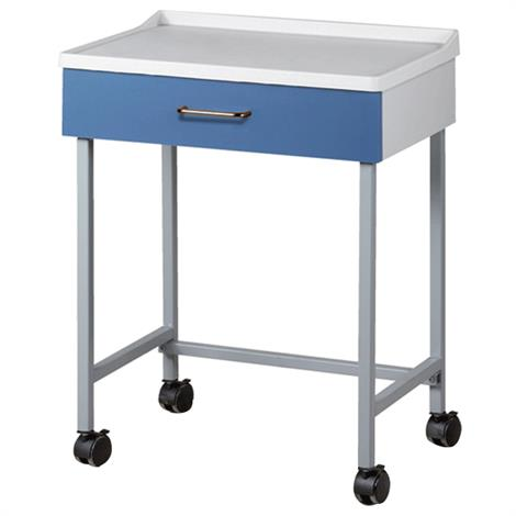 Clinton Molded Top Mobile Equipment Cart,0,Each,8900-A
