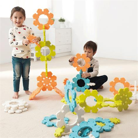 Weplay Icy Ice Building Block Set,Icy Ice Block Set,Each,KC0005