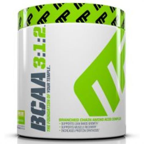 MusclePharm BCAA 3:1:2 Dietary Supplement,Lemon Lime, 215g,Each,1060248