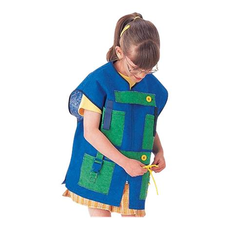 FlagHouse DressVest,Child,Fits Chests up to 32 (81cm),Each,35368