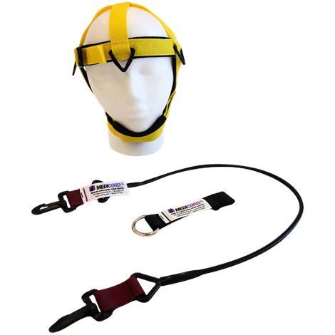 MediCordz Head Set Kit,Large,Each,M357-L