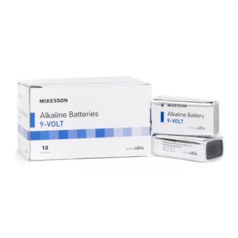 McKesson Alkaline Battery,1.5V,AAA Cell,24/Bx,25Bx/Case,4856