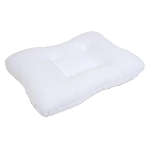 "BodySport Cervical Support Pillow,24"" x 16"",White,Each,ZRB120STD"