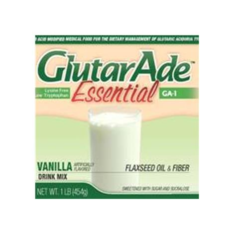 Applied GlutarAde Essential GA-1 Drink Mix,400gm Can,4/Pack,7542