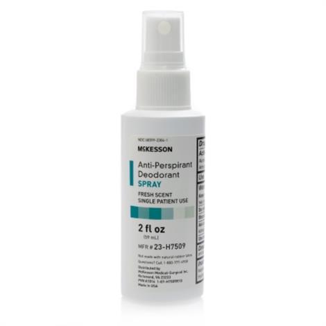 McKesson Anti-Perspirant Deodorant,Spray,48/Case,23-H7500