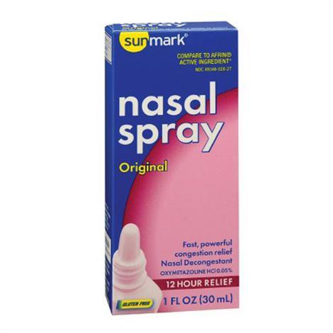 McKesson Sunrise Sinus Relief Nasal Spray,Extra ,Each,1850270