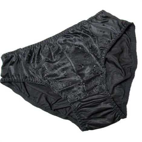 ABC Dream Lace Matching Panty,Dream Lace Matching Panty, Medium,Each,404-M-BK