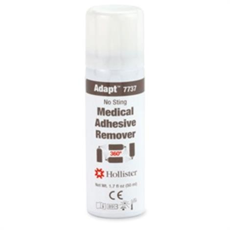 Hollister Adapt Medical No Sting Adhesive Remover Spray,1.7oz (50mL) 360 Degree Spray Can,Each,7737