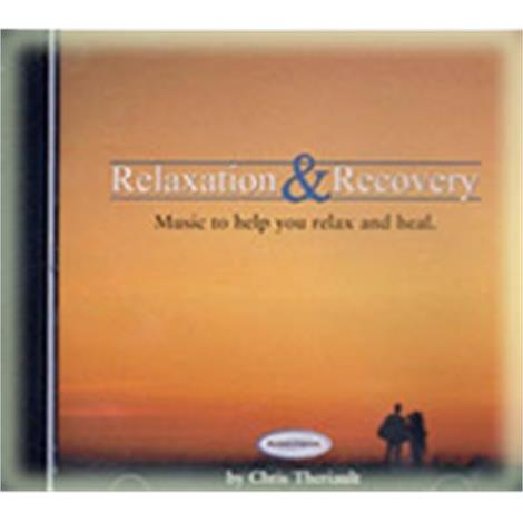 Stress Stop Relaxation And Recovery Cd,Stress Management Cd,Each,Cd16