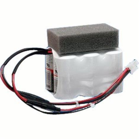 DeVilbiss Vacu-Aide 7305 Series Homecare Suction Unit Battery,Battery,Each,7305P-614