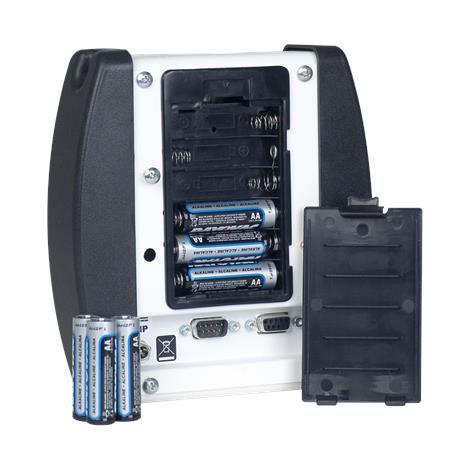 "Detecto 750 Digital Weight Indicator,6.125""W x 6.75""H x 1.75""D (16cm x 17cm x 4cm),Each,750"