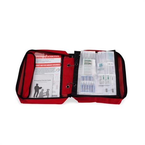 ACME United American Red Cross Deluxe Family First Aid Kit,113 Pieces,Each,9162-RC - from $69.99