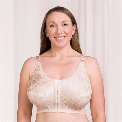 Trulife 202 Mandy Three Quarter Length Posture Support Softcup Mastectomy Bra,0,Each,202