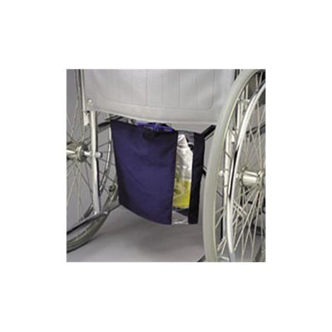 "Posey Urine Drainage Bag Canvas Cover With Window,11""L x 10""W (28cm x 25cm),Each,8275"