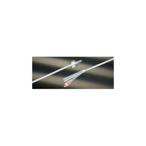 Bard Lubri-Sil Two-Way I.C. Infection Control Foley Catheter With 30Cc Balloon Capacity,20Fr,Each,1768Si20