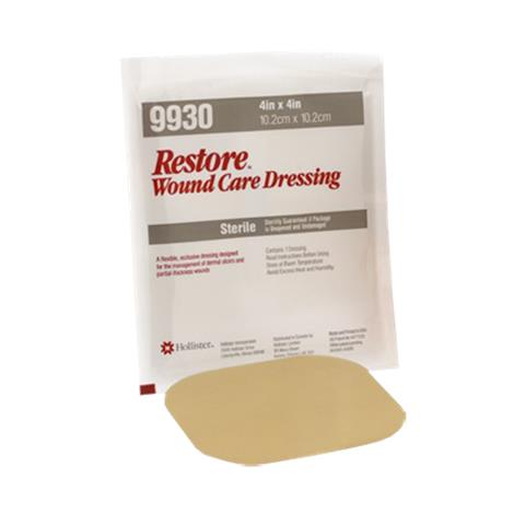 Hollister Restore Hydrocolloid Dressing With Foam Backing,4