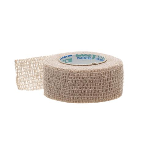 Medline CoFlex Med Non-Sterile Latex Bandage,3 x 5yd,Green,24/Pack,MDS086003G