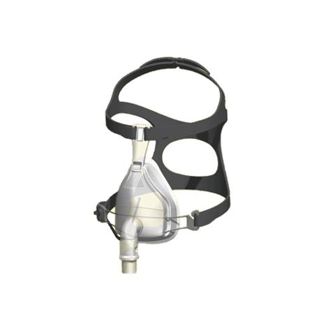 Fisher & Paykel FlexiFit 432 Full Face CPAP Mask with Headgear,Large,Each,HC432