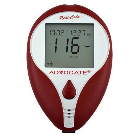 "Pharma Supply Advocate Redi-Code Talking Meter,3-7/9"" x 1-7/9"" x 4/5"",Each,TD-4223E"