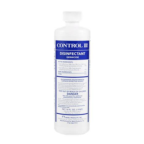 Maril Control III Disinfectant Germicide,1 Gallon,Ready-to-Use,Each,LABG04