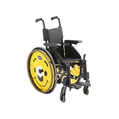 Invacare MyOn Ultra Lightweight Folding Wheelchair,0,Each,GRMYONJR