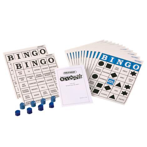Maddak Reminiscence Bingo Board Game,Board Game,Each,F718340000