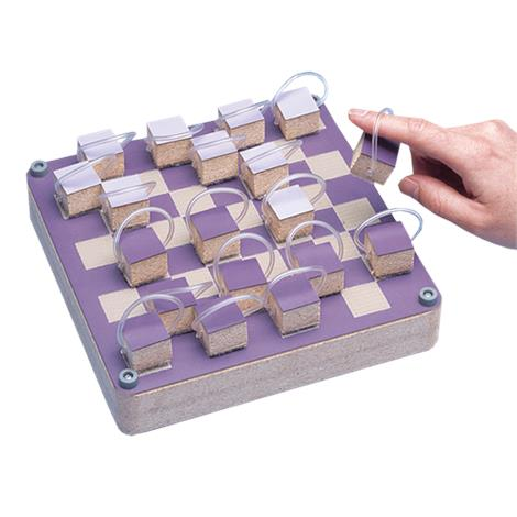 """North Coast Medical Finger Extension Remedial Game,Board: 9"""" x 9"""",Each,81030436"""