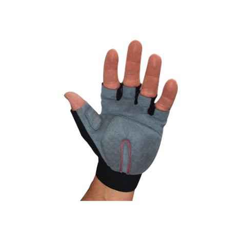 IMPACTO Carpal Tunnel Gloves,Leather,Large,Pair,ST8610-L