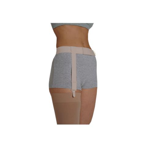 Juzo Garter Belt With Two Elastic Straps,Large,Each,9130