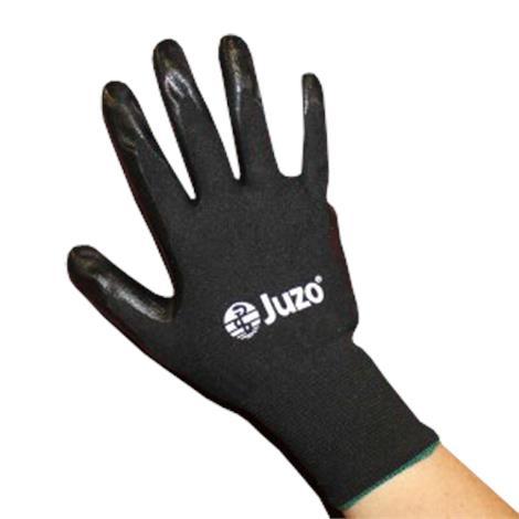 Juzo Latex Free Donning Gloves,Large,12 Pairs/Case,9300