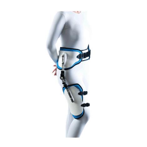 Optec Prefab TLC Unisex Hip Abduction Brace,2X-Large,Left,Each,TLCL2X