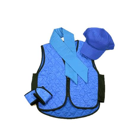 Polar Evaporative Cooling Vest Kit,0,Each,EVK