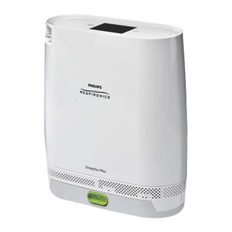 Respironics SimplyGo Mini Portable Oxygen Concentrator,System With Extended Battery,Each,1113602