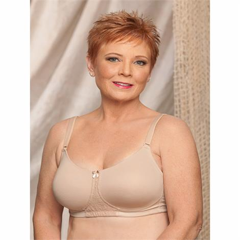 Nearly Me Lace Molded Cup Mastectomy Bra 30996