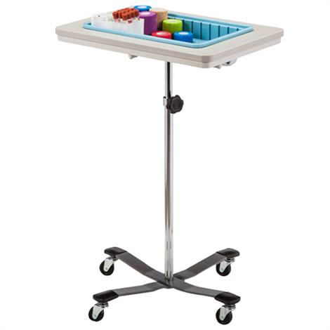 Clinton One-Bin Mobile Phlebotomy Stand,One-Bin Mobile Phlebotomy Stand,Each,6901