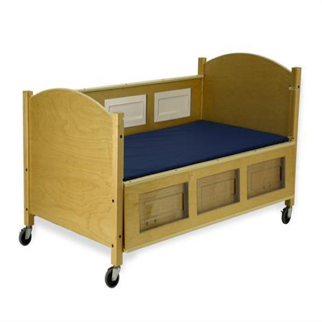 Sleepsafe Low Bed - Full Size,0,Each,SS