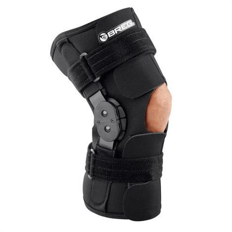 Breg ShortRunner Neoprene Knee Brace