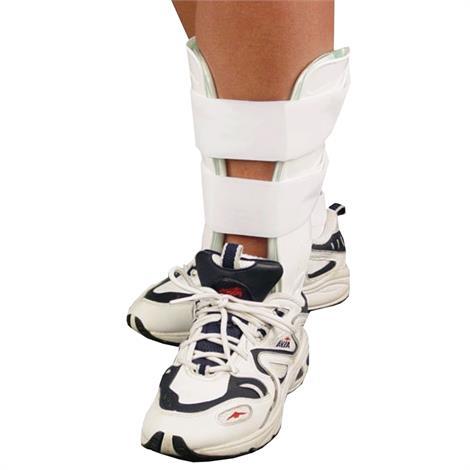 Rolyan Ankle Stabilizer With Valve,Trainer Sport,9