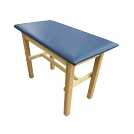 Bailey Upholstered Top Taping Table