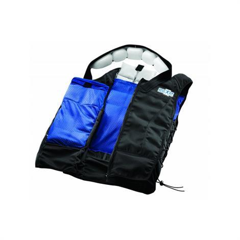 TechNiche Kewlfit Performance Enhancement Cooling Vest With Kewlneck - Male,3X/4X,Each,6626M-PEV w/KewlNeck