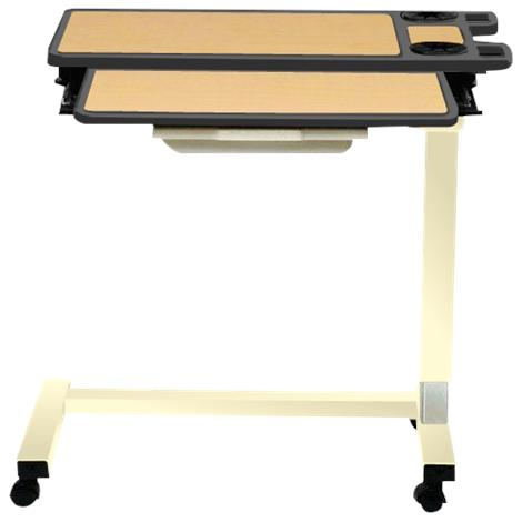 AMFAB Executive II Split Top Overbed Table,0,Each,4950