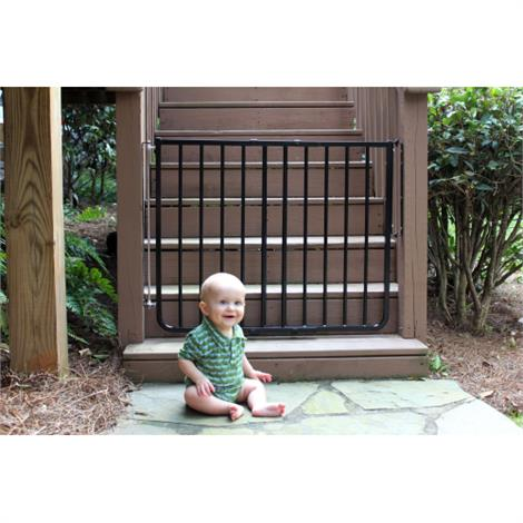 Cardinal Gates Stairway Special Outdoor Safety Gate,0,Each,SS30A-OD