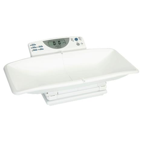 Detecto Digital And Toddler Scale,44 lb x 0.5 oz / 20 kg x 10 g,Each,8440