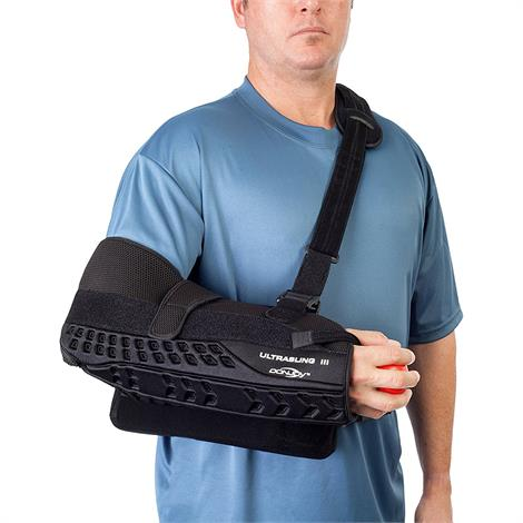 """DonJoy UltraSling III Arm Sling,Large,13"""" to 15"""",Each,11-0449-4"""