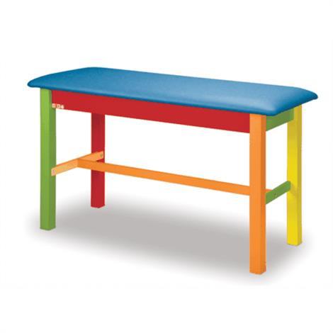 Hausmann Pediatric Funtastic Table,Funtastic Pediatric Table,Each,4906