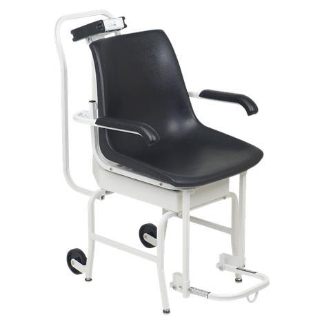 Detecto Digital Chair Scale,Measures in Kilograms,Each,6475K