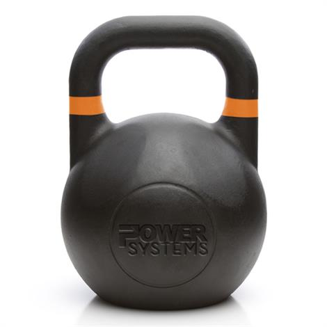 Power Systems Proelite Comition Kettlebell,Red,32 kg,Each,50581