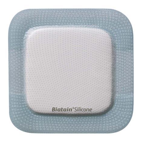 "Coloplast Biatain Silicone Foam Dressing,3"" x 3"" (7.5cm x 7.5cm),10/Pack,33434"