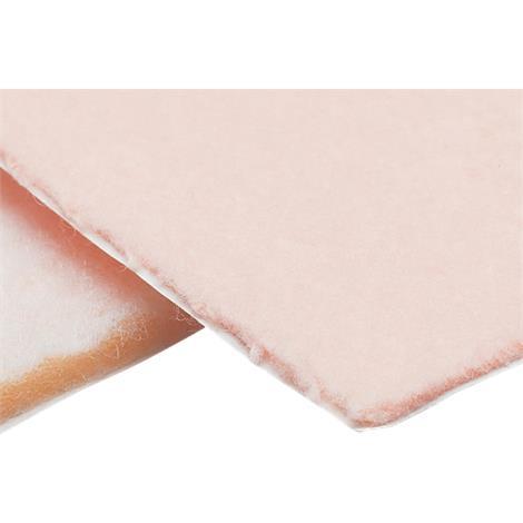 "Hapla Fleecy Web Adhesive Cotton Padding,1/8"" x 8-7/8"" x 15-3/4"",4/Pack,NC12634"