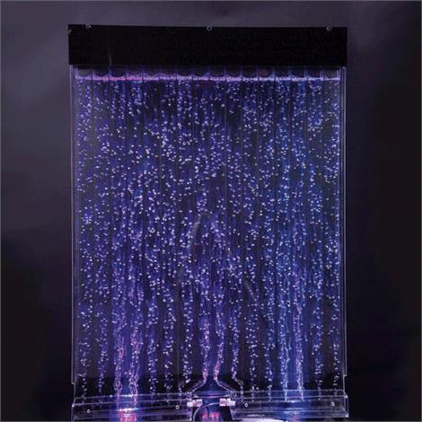 "Bubbling Water - LED Floor Panel,26.5""W x 15""D x 69.75""H,Each,39076"